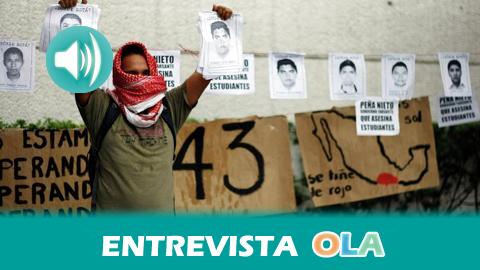 «Hay un grito generalizado y vertical en la sociedad mexicana contra la impunidad y los abusos execrables», Francisco Rubio, profesor de Historia de América UPO