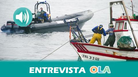 «La flota andaluza tiende a su desaparición en poco tiempo por los recortes a las pesquerías», Manuel Peinado, presidente de la Federación Andaluza de Cofradías de Pescadores