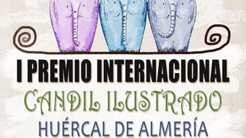 El municipio de Huércal de Almería lanza su Premio Internacional Candil Ilustrado para promocionar la lectura a través del libro ilustrado destinado al público infantil