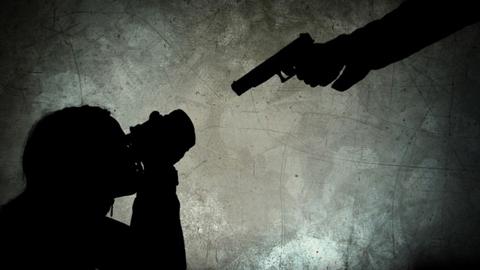 128 periodistas han sido asesinados durante este año en todo el mundo, casi el mismo número de víctimas mortales que en el año anterior.