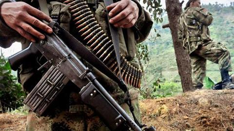 Las Fuerzas Armadas Revolucionarias de Colombia aseguran que iniciarán el tercer alto el fuego antes de fin de año de forma unilateral y por tiempo indefinido