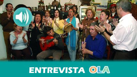 «En la zambombá participan diferentes asociaciones que cantan y reparten polvorones alrededor de una fogata», Miguel Hidalgo, concejal de Cultura y Fiestas de El Gastor (Cádiz)