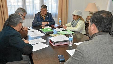 Los Ayuntamientos de Moguer y Palos de la Frontera aportan al 50% del presupuesto para 2015 de la Mancomunidad de Mazagón, aprobado algo más de 300.000 euros