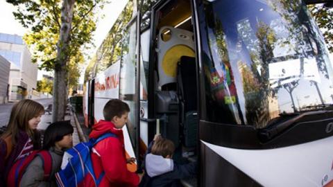 Los alcaldes de las localidades que engloban la Mancomunidad de Municipios del Almanzora se reúnen para tratar los recortes en el transporte escolar tras las protestas de las AMPAs afectadas