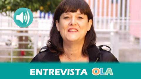 «La libertad de expresión no solo está atacada cuando se matan periodistas, también a través de reformas laborales, de precariedad o de leyes como la de Seguridad Ciudadana», Lola Fernández, Sindicato de Periodistas Andalucía