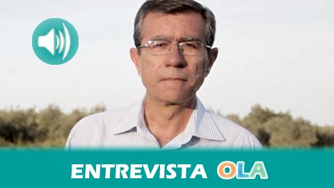«El Centro del Olivar de la Sierra de Adamuz quiere abarcar todas las facetas del mundo del olivar, fundamentalmente la promoción del territorio y el conocimiento», Manuel Leyva, alcalde de Adamuz (Córdoba)