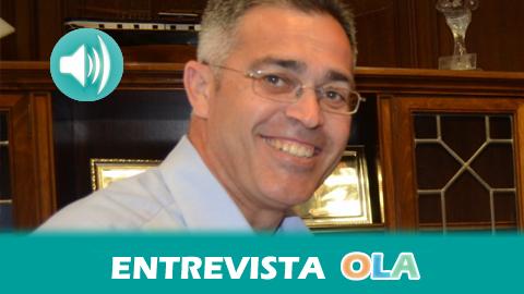 """""""Son unas fiestas características, dignas de visitar para todos los amantes de la pólvora y que tiene un espíritu solidario"""", Antonio Martínez, alcalde de Olula del Río (Almería)"""
