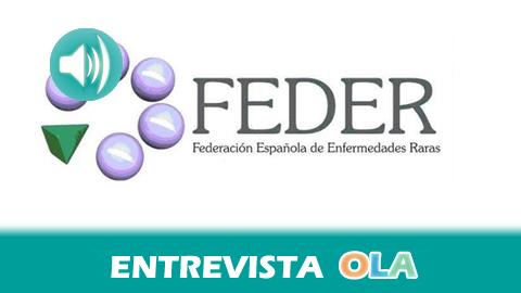 «Pedimos garanizar el acceso al diagnóstaco, la mejora en los registros, en la investigación, la detección precoz, la atención sanitaria y el acceso al tratamiento», Gema Esteban, delegada de FEDER en Andalucía