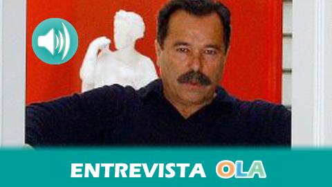 """""""El Teatro en Málaga está pasando por un momento muy dulce y ahora el reto es conducir esa animación que hay entre el público"""", Miguel Gallego, director de producción del Teatro Cervantes y el Teatro Echegaray de Málaga"""