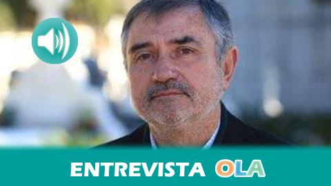 «La Ley de Memoria Democrática es una ley de todos los andaluces independientemente de la ideología porque lo que apoya es la democracia», Luis Naranjo, director general de Memoria Democrática – Junta de Andalucía