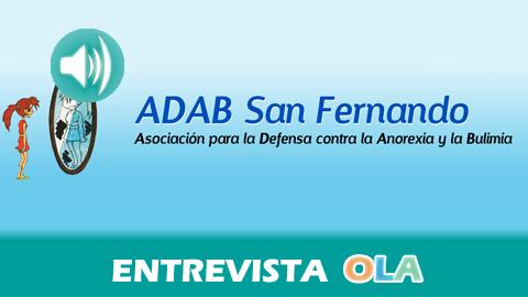 «La anorexia y bulimia suelen estar asociadas a otros problemas, como depresión o baja autoestima, y hay que tratarlos desde una perspectiva multidisciplinar», Begoña Rodríguez, trabajadora social, ADAB San Fernando (Cádiz)