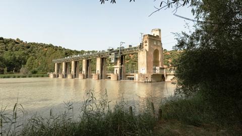 La Central Hidroeléctrica de El Carpio acoge una Exposición Permanente que recorre la historia de la actividad ligada a la producción hidráulica a lo largo de los 120 últimos años en Andalucía