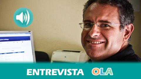 """""""La gestión de los CIES no ha cambiado nada después de la aprobación del nuevo reglamento porque carece de memoria económica"""", José Luis Rodríguez, responsable del Equipo Jurídico de Andalucía Acoge"""