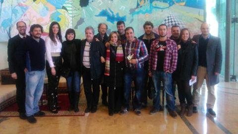 EMA-RTV recibe el reconocimiento por sus 30 años de trayectoria de comunicación pública y ciudadana en los I Premios Andalucía de Comunicación Audiovisual Local