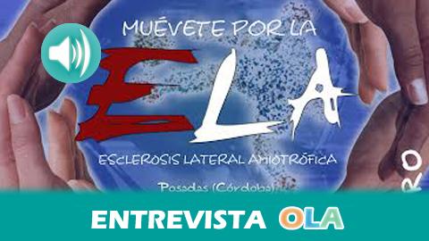 «La ELA es una enfermedad muy compleja que es necesario difundir para que la población la conozca y se conciencie», Tina Álvarez, persona diagnosticada de ELA, Esclerosis Lateral Amiotrófica