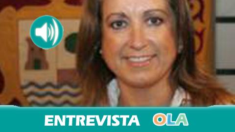 """""""El Carnaval de Punta Umbría, por ser una localidad joven, lo tenemos como una seña de identidad y una tradición popular"""", Antonia Hernández, concejala de Fiestas, Cultura y Turismo de Punta Umbría (Huelva)"""