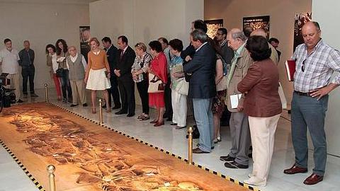 """El Museo de Arte Contemporáneo José María Moreno Galván de La Puebla de Cazalla acoge la exposición """"Exhumando fosas, recuperando dignidades"""" entre enero y febrero en las II Jornadas de Memoria Histórica"""