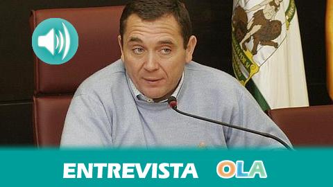 «Los jóvenes tienen que saber que hay otras alternativas de ocio lejos del alcohol, como el deporte, que aporta muchos beneficios», Joaquín Fernández, alcalde de Umbrete (Sevilla)