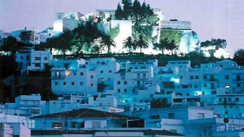 Vera llevará a cabo un proyecto de mejora de las infraestructuras urbanas que contempla la rehabilitación de 18 calles del municipio gracias a los Planes Provinciales de la Diputación almeriense