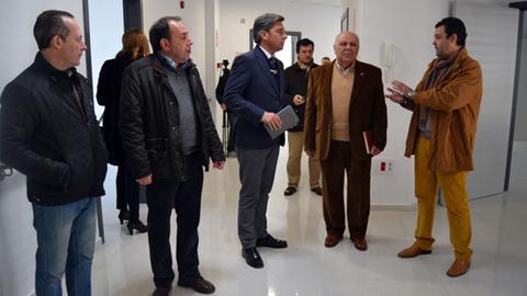 Finaliza la construcción del Centro Geriátrico de la localidad cordobesa de Villa del Río, ubicado junto al actual centro de día, con una capacidad de 30 plazas que serán concertadas próximamente