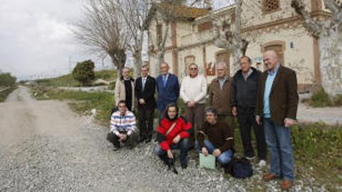La Vía Verde del Valle del Guadalhorce estará operativa a final de este año, con un recorrido de 5 kilómetros entre los municipios de Alhaurín el Grande y Coín, siendo la primera de la provincia malagueña