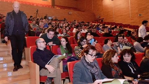 Más de 200 emprendedores de la provincia granadina se reúnen en una jornada de autoempleo en Atarfe enmarcada dentro del programa formativo del Centro de Apoyo al Desarrollo Empresarial del municipio