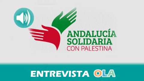 """""""Con el festival de cine queremos escuchar las voces que vienen del pueblo palestino para poder conocer la mirada de su realidad"""", Paula Álvarez, responsable campaña Andalucía Solidaria con Palestina"""