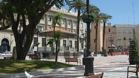 """La contaminación acústica de Huelva estará controlada por medio de los 21 sonógrafos distribuidos por las calles y plazas más estratégicas de la localidad, elaborando el """"Mapa de Ruidos de Huelva"""""""