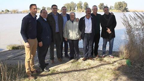 Los Palacios y Villafranca e Isla Mayor junto con la Federación Sevillana de Arroceros proponen nuevas conexiones entre las márgenes del Guadalquivir para fomentar el turismo basándose en la Ruta del Arroz
