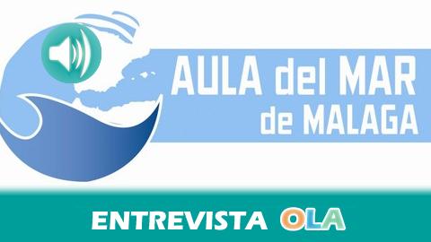 """""""Las cooperativas son un prototipo de empresa con bastante base social y constituye una forma de agilizar y dinamizar la economía de uno mismo"""", Cristina Moreno, presidenta cooperativa Aula del Mar (Málaga)"""