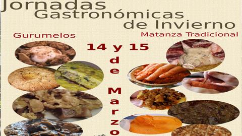 El Ronquillo celebra los próximos días 14 y 15 de marzo las 'Jornadas Gastronómicas de Invierno' dedicadas a sus setas autóctonas, los gurumelos, y a los productos cárnicos derivados de la matanza