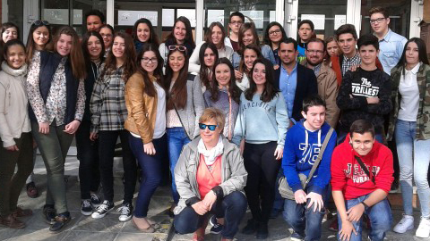 30 jóvenes de 15 institutos de la provincia de Sevilla se forman como mediadores y mediadoras para promocionar hábitos de vida saludable en un encuentro organizado por el Instituto Andaluz de Juventud