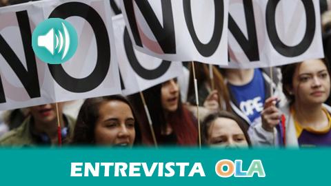 """""""El 3+2 es una reforma que va a reducir la calidad de los títulos universitarios y encarece el proceso de enseñanza de cinco años"""", Alfonso Torres, portavoz del Consejo de Alumnos de la Universidad de Sevilla (CADUS)"""