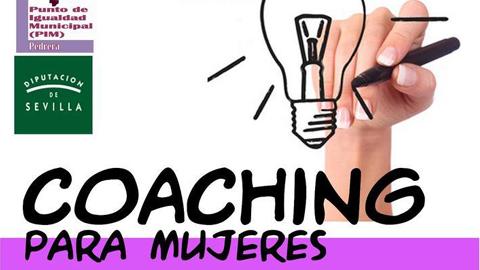 El municipio de Pedrera, situado en Sevilla, organiza desde el pasado lunes un taller de coaching dirigido a las mujeres para fomentar la cultura de la igualdad, a través de técnicas innovadoras