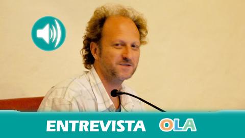 """""""La comunicación es un elemento singularmente importante para construir una referencia cultural propia"""", Manuel Chaparro, director de EMA-RTV y profesor en la Facultad de Comunicación de la Universidad de Málaga"""