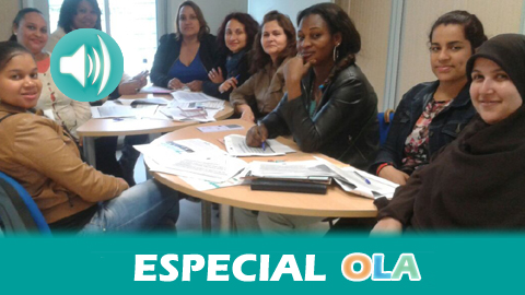 ESPECIAL MUJERES MIGRANTES: El taller ´Cohesión a través de la mediación radiofónica´ organizado por EMA-RTV, forma a 12 mujeres migrantes para sensibilizar a la sociedad de acogida a través de la radio