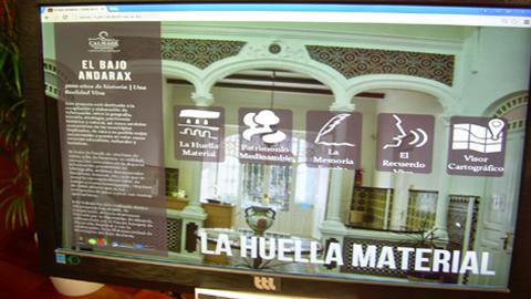 Huércal de Almería pone a disposición de la ciudadanía su Portal de Patrimonio Cultural, una apuesta por la revalorización de su patrimonio con su puesta en valor y promoción como recurso cultural y turístico
