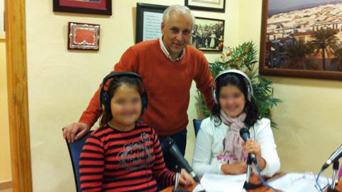 El programa de radio escolar 'Pinceladas Flamencas' del CEIP Miguel Rueda de Paradas obtiene el segundo puesto en los Premios Flamenco en el Aula en la Modalidad de Reconocimiento de buenas prácticas docentes