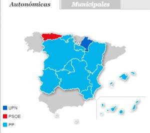 24M: Trece comunidades celebran hoy también elecciones autonómicas junto a las municipales