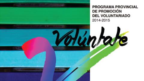 Almería acoge el próximo 30 de mayo el Encuentro Provincial de Promoción del Voluntariado 'Volúntate' que pretende acercar las propuestas de técnicos y voluntarios a los ciudadanos y ciudadanas de la provincia