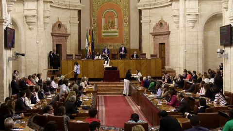 PSOE, PP y PODEMOS desvelan el nombre de sus candidatos y candidatas para ocupar las nueve plazas en representación de Andalucía en el Senado en esta nueva legislatura