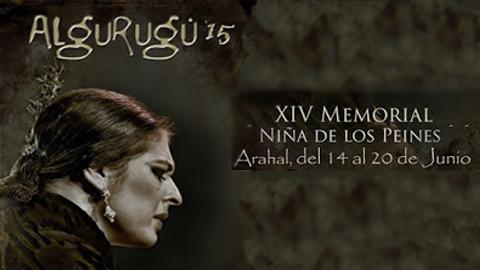 La localidad sevillana de Arahal celebra del 14 al 20 de junio el Festival Algurugú XIV Memorial 'Niña de los peines' con una gran apuesta por el flamenco local en homenaje a la figura de Enrique Morente