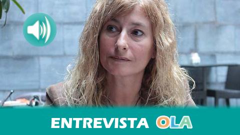 """""""Ciudadanos apoyará las comisiones de investigación en las casos que ahora mismo hay abiertos como la mina de Aznalcóllar o como el caso Edu"""", Irene Rivera, portavoz de Ciudadanos en el Parlamento andaluz"""