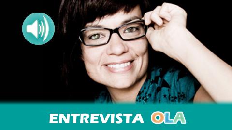 """""""En el ámbito local van naciendo y creciendo espacios de autogestión y alternativas económicas, sociales y de cuidados"""", Laura Pérez, ponente en las jornadas 'Movimientos sociales y resiliencia local'"""