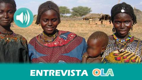 """""""Tienen que cambiar las relaciones tan desiguales con África; también hay que formar a las personas de ese país, la cooperación no debe sustituir el recurso humano local"""", Carlos Guimaraes, Medicos Mundi Andalucía"""