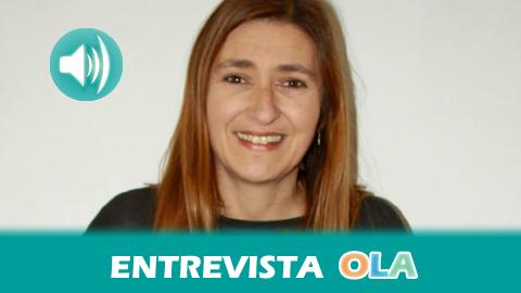 """""""Se nota el cambio, hay una manera distinta de dirigirse a la ciudadanía, de estar en contacto con los problemas más inmediatos, vamos aportando la voz de la calle"""", Ysabel Torralbo, concejal de Málaga Ahora"""