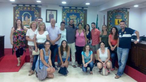 Gelves acoge el I Encuentro Solidario de Educadores Sociales de Sevilla con el objetivo de compartir ideas sobre cómo mejorar esta profesión a través de temas como los modelos de intervención socioeducativa