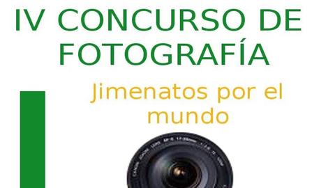 """El municipio jienense de Jimena celebra el IV Concurso de fotografía, que con el lemade """"Jimenatos por el mundo"""", busca promover las nuevas tecnologías y la participación entre sus ciudadanos y ciudadanas"""