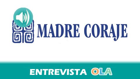 """""""Nuestra ayuda se destina a favorecer el trabajo de organizaciones locales en colegios, hospitalesycomedores sociales de Perú"""", Noelia Caballero, técnica de Ayuda Humanitaria de Madre Coraje"""