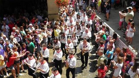 Éxito de las fiestas patronales del municipio jienense de La Guardia, cuya programación terminó ayer tras días de diversas actividades, entre las que destacan la ya tradicional Feria de la Tapa